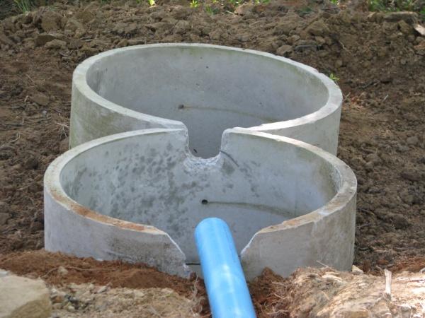 สกัดบ่อส้วม ต่อท่อบ่อเกรอะกับบ่อซึม