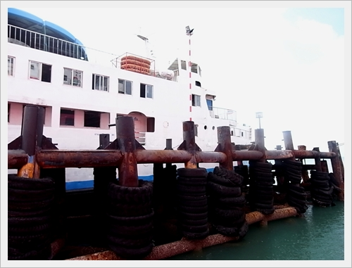 ท่าเรือดอนสัก ราชาเฟอร์รี่ เกาะสมุย สุราษฎร์ธานี