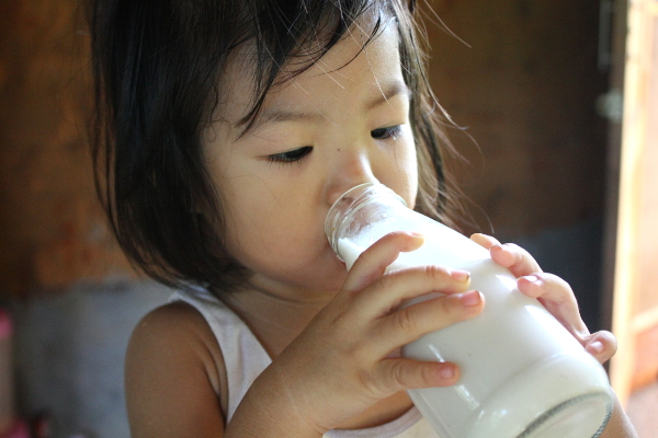 Almond Milk, นมอัลมอนด์, Alternative milk, Vegan, non-dairy milk